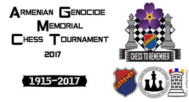 Armenian Genocide Memorial Chess Tournament 2017