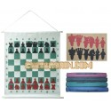 SLOTTED CHESS DEMO BOARD