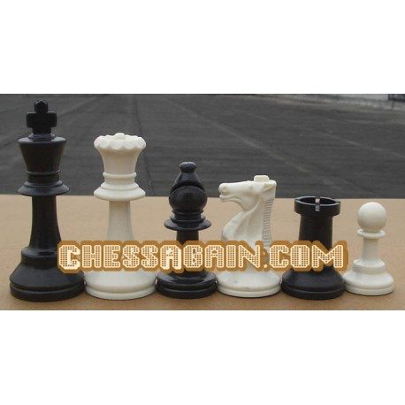 CLUB&TOURNAMENT STANDARD CHESS PIECE